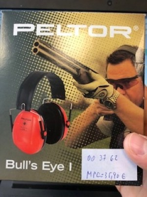 Peltor pasivni glušnik, model: Bull Eye I