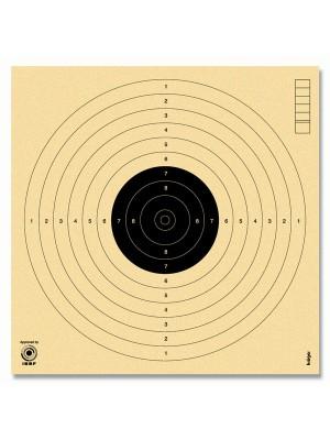 Tarče za zračno pištolo 10m, 17x17cm (1000)