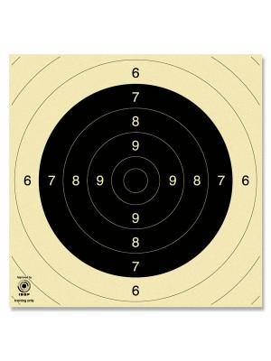 Vložek za tarče za pištolo 25/50m + MK 100m, 26x26cm (250)