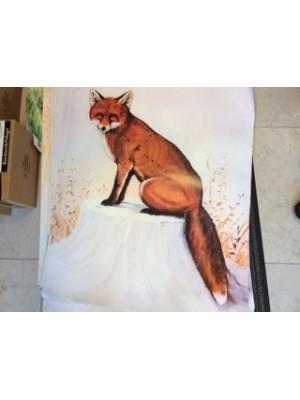 Lovska tarča - Lisica
