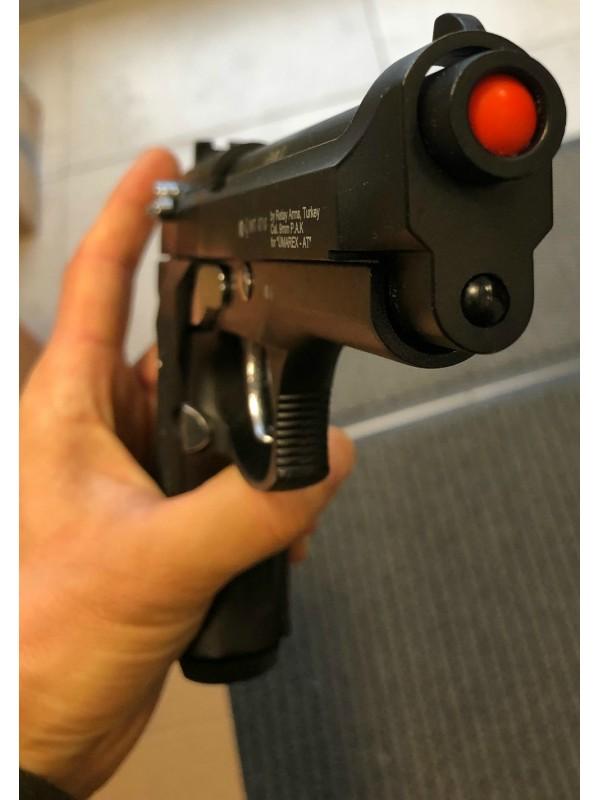 Retay blank gun, model: 92 Top Firing, kal  9mm PAK - 16schuss