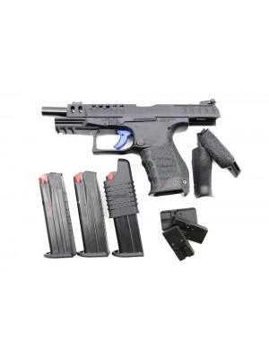 """WALTHER nova polavtomatska tekmovalna pištola, model: Q5 MATCH CHAMPION, kal. 9x19 (5"""" cev) (čas dobave: cca 2-4 tedne)"""