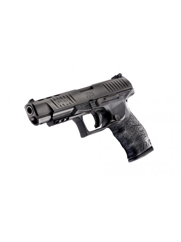 WALTHER new competition semiautomatic pistol, model: PPQ M2, kal  9x19 (5