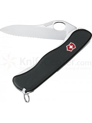 Victorinox lovski večnamenski nož z nazobčanim robom