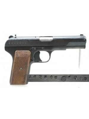 Tokarev rabljena PA pištola, model: TT33, kal.7,62mm Tok.
