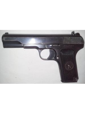 Tokarev Tula rabljena PA pištola, model:T33, kal.7,62x25mm