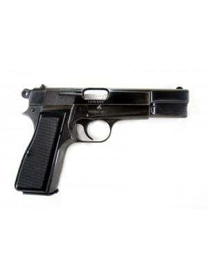 FN rabljena vojaška pištola, model:High Power, kal.9mm Para