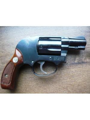 Smith&Wesson rabljeni revolver, model:49, kal.38 Spec