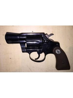 Colt rabljeni revolver, model:Agent, kal.38 Spec.