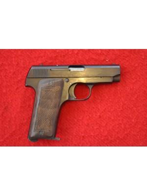 Ruby rabljena zbirateljska PA vojaška pištola, model:Eibar, kal.7,65mm