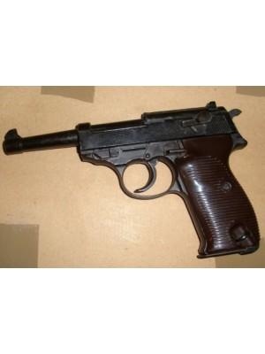 Walther rabljena zbirateljska vojaška pištola, model: P38 Japan, kal.9mm para - DEKO