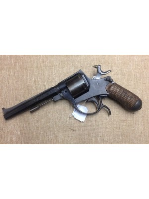 Glisenti rabljeni revolver, model: Sport Unbau, kal.38Spec.WC (Ser.št.: 19732)