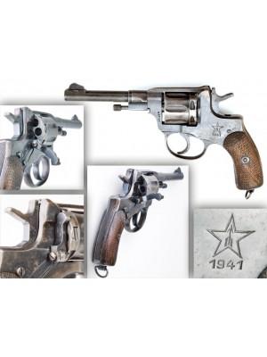 Nagant rabljeni vojaški revolver, model:1895, kal.7,62x38R