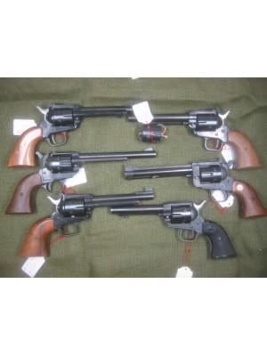 Schmidt rabljeni MK revolver, model:21, kal.22 mag. + menjalni boben kal.22LR