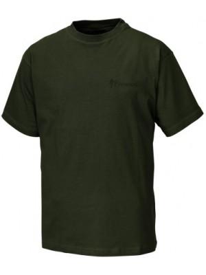 Pinewood lovska zelena majica s kratkimi rokavi (2 majici v kompletu)