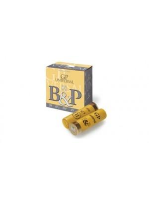 Baschieri & Pellagri lovsko šibreno strelivo GP Universal 20/67 25T 12 - 1,5mm