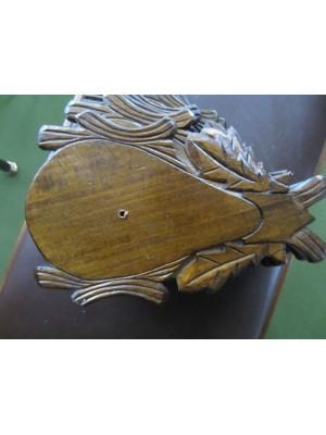 Rabljeni leseni podstavek za trofeje srnjaka - majhen