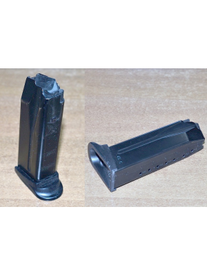 Rabljeni nabojnik za polavtomatsko pištolo H&K, model: USP Compact, kal. 45