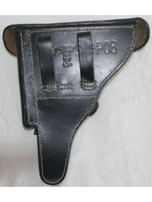 Rabljeni usnjeni etui za Luger P08 (REZERVIRANO J.)