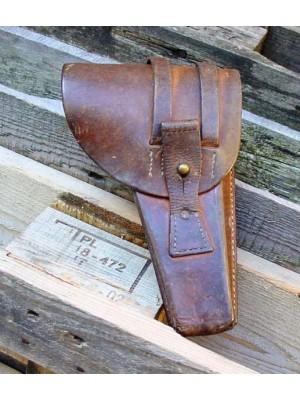 Rabljeni usnjeni original - ETUI za pištolo Steyr model 1911 - 1912.