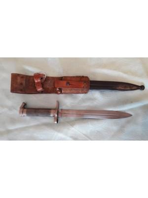 Rabljeni original bajonet za Carl Gustafs švedski mauser, model: M38/M96