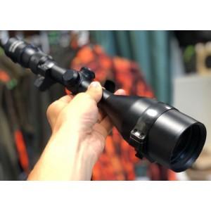 Tasco rabljeni strelni daljnogled 4-12x56 + švenk zasučna montaža