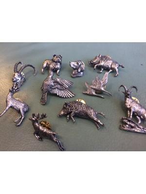 Značka lovski motivi