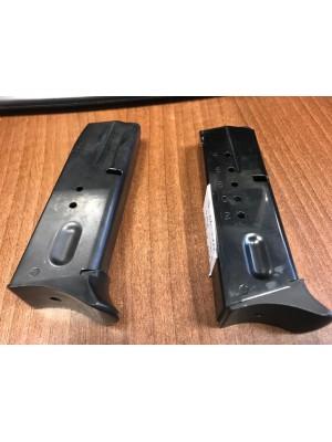 Rabljeni nabojnik za polavtomatsko pištolo Smith&Wesson, model: M669, kal. 9mm para