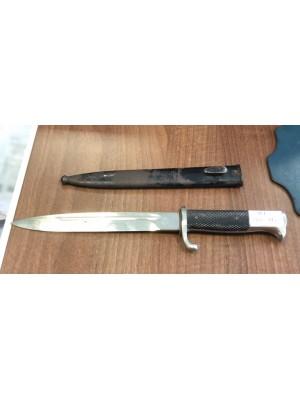 Rabljeni original bajonet za Mauser, model: 98 K