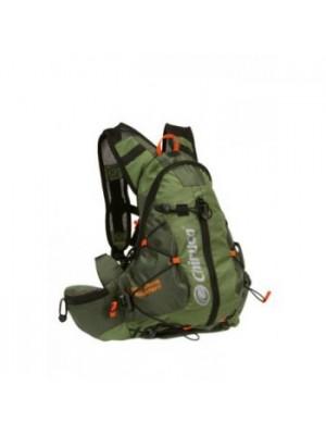 Chiruca nahrbtnik za pohodnike zeleno oranžen 11L
