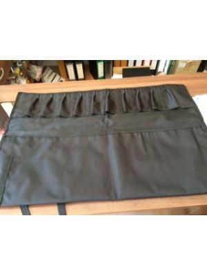 Prenosni etui za shranjevanje kuhinjskih nožev 11+1