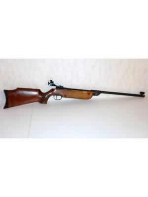 Walther rabljena zračna puška, model: LG55, kal.4,5mm z dioptri