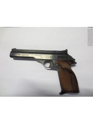 Bernardelli rabljena športna malokalibrska pištola, model: 69, kal.22LR (Ser.št.: 25512)