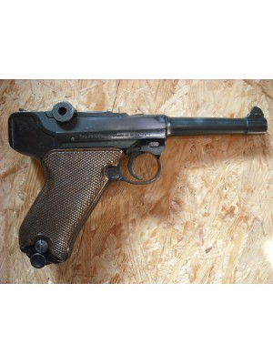 Erma rabljena malokalibrska pištola, model: KGP 69, kal.22LR (KOPIJA LUGER P08!!!)