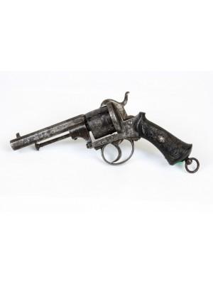 Lefaucheux rabljeni zbirateljski revolver, kal.9mm