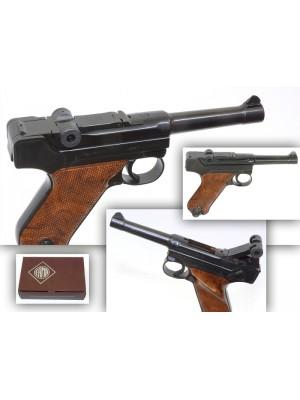 Erma rabljena polavtomatska pištola, model: KGP 68A, kal. 7,65mm (KOPIJA LUGER P08!!!)