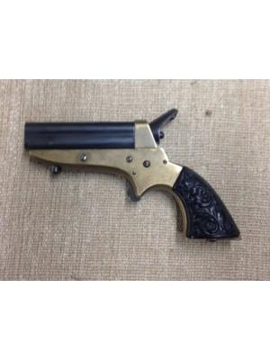 Hege Uberti rabljeni malokalibrski revolver, model: New Derringer , kal.22 Short (Ser.št.: 12920)