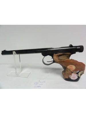Drulov malokalibrska enostrelna pištola kal.22LR