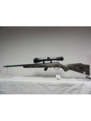Savage malokalibrska risanica Mark II., kal.22LR + strelni daljnogled Bushnell 4-12x40