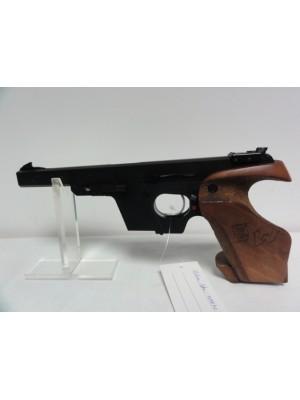 Walther rabljena polavtomatska malokalibrska pištola, model:OSP, kal.22 Short