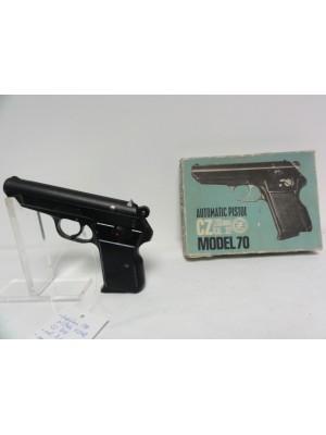 CZ (Češka Zbrojovka) Vzor polavtomatska pištola, model:70, kal.7,65mm