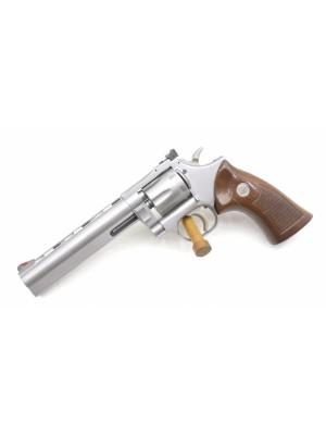 """Dan Wesson rabljeni STAINLESS malokalibrski revolver, kal. 22 LR s 6"""" cevjo (rezervirano B.P.)"""