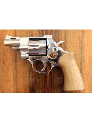 """Weihrauch rabljeni STAINLESS revolver, kal. 357 Mag. s 3"""" cevjo"""