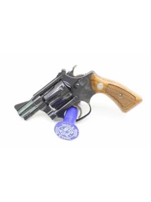 """Smith&Wesson rabljeni revolver, model: 34-1, kal. 22 LR z 2"""" cevjo"""