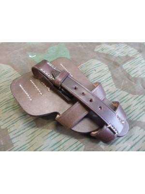 Original usnjeni etui za pištolo Luger P08