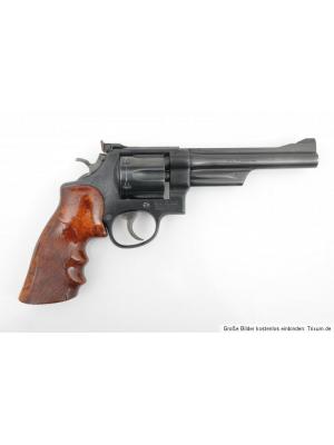 """Smith&Wesson rabljeni revolver Highway Patrolman, model: 28-2, kal.357 Mag. s 6"""" cevjo (SER.ŠT.: N564116)"""