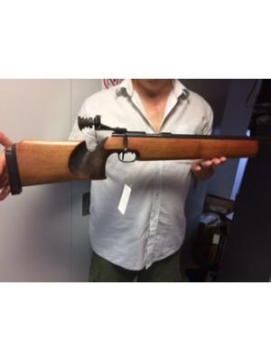 Walther rabljena MK enostrelna risanica, model: Match, kal.22LR (Ser.št.: 6418)
