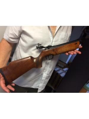 Walther rabljena zračna puška, model: LG55, kal.4,5mm (Ser.št.: 200104)