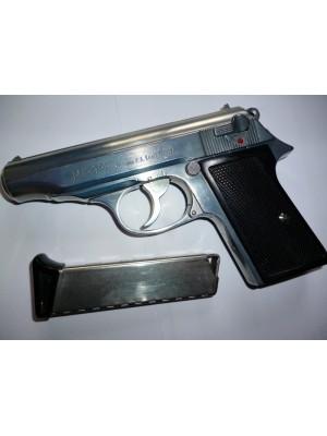 ME rabljena plašilna pištola, model: 9PP, kal.9mm knall