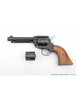 Schmidt rabljeni malokalibrski revolver, model: 21, kal.22 Mag. + menjalni bobnič kal.22LR (SER.ŠT.: 549372)